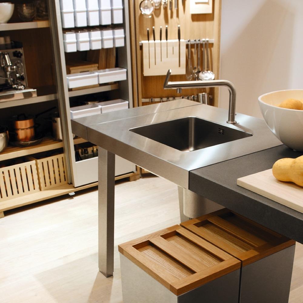 bulthaup b2 kah k chen atelier hamburg bulthaup in winterhude. Black Bedroom Furniture Sets. Home Design Ideas