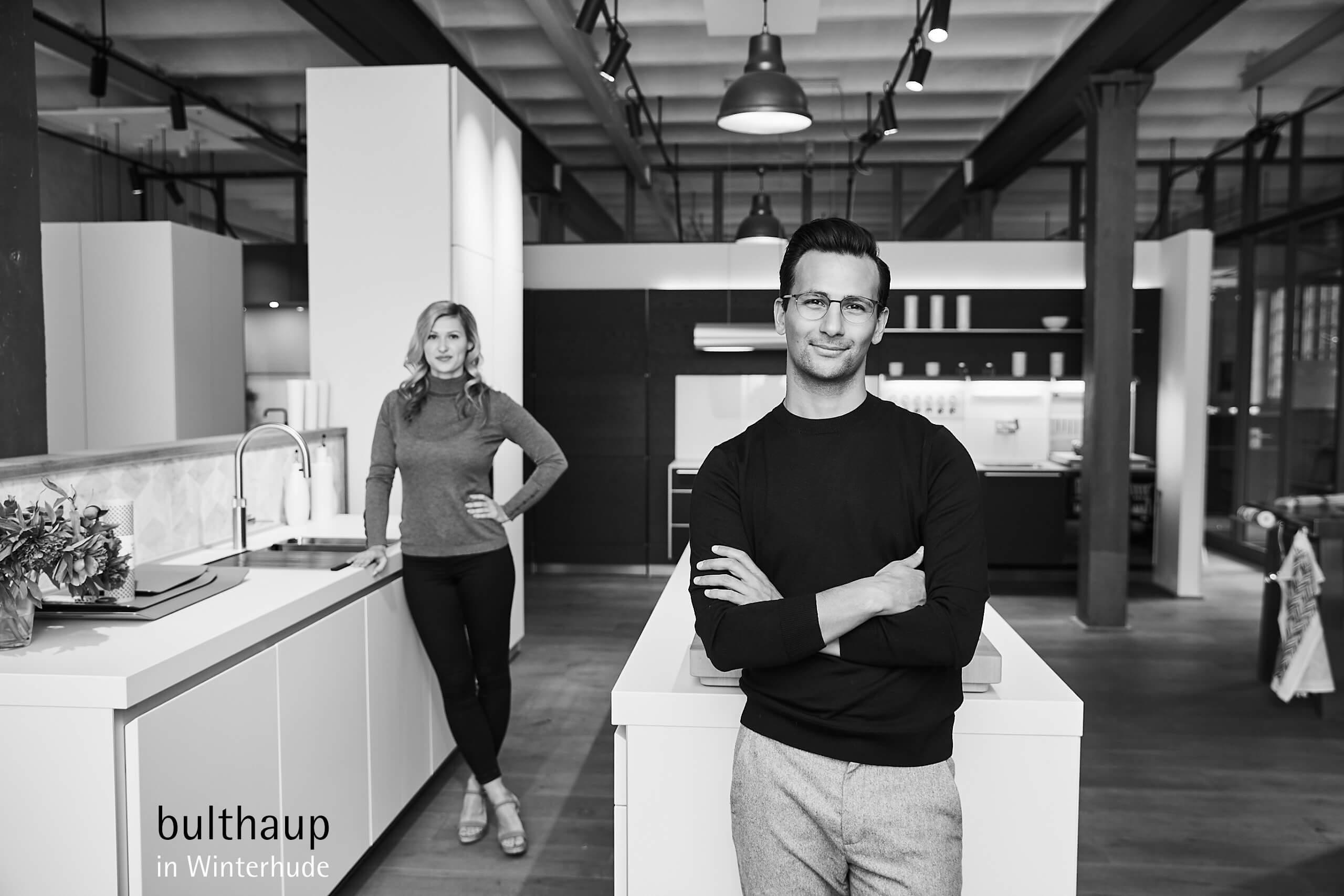 Küchen-Atelier Hamburg - bulthaup in Winterhude - KAH Küchen ...