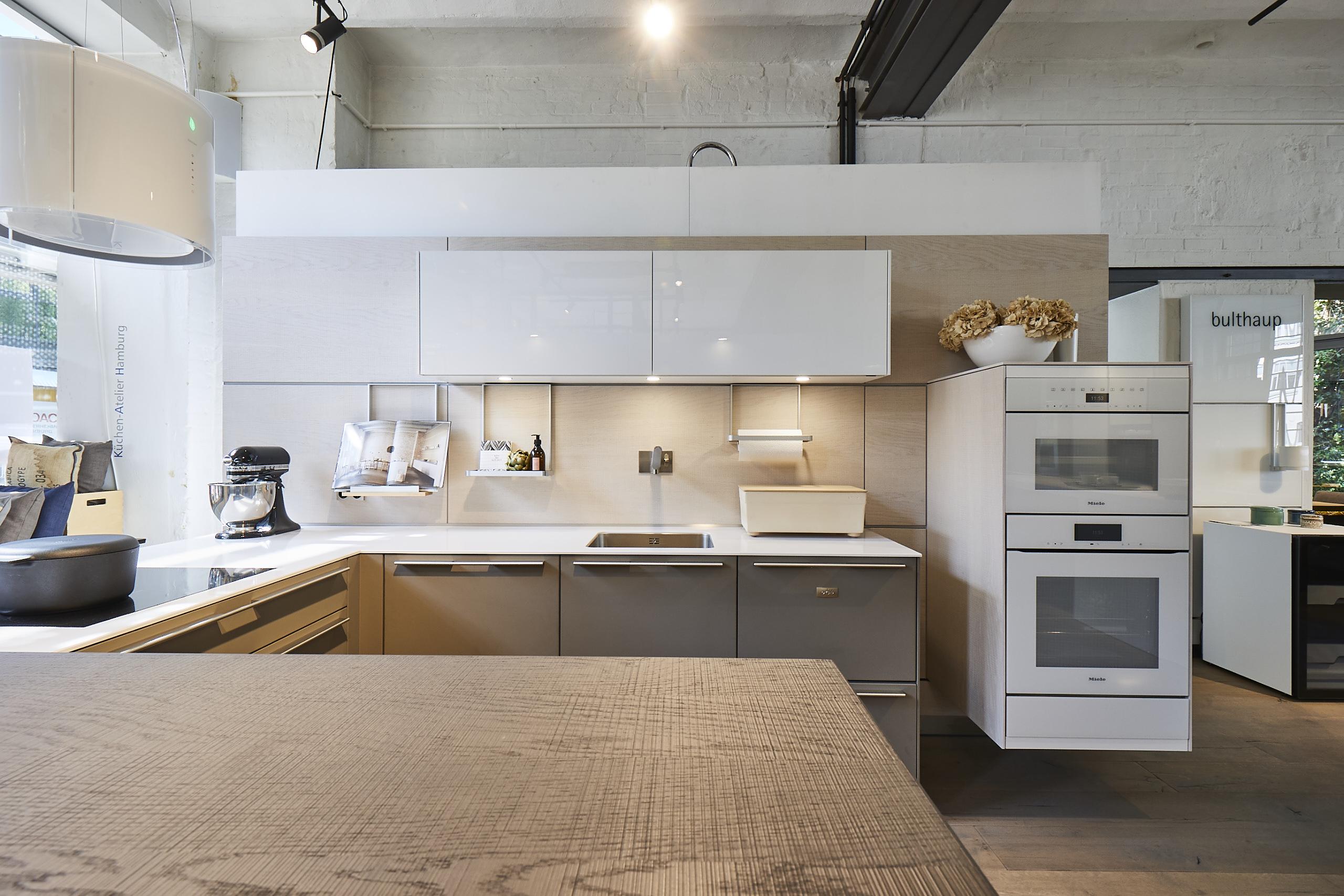 bulthaup in Winterhude - b1 - Küchen Atelier Hamburg