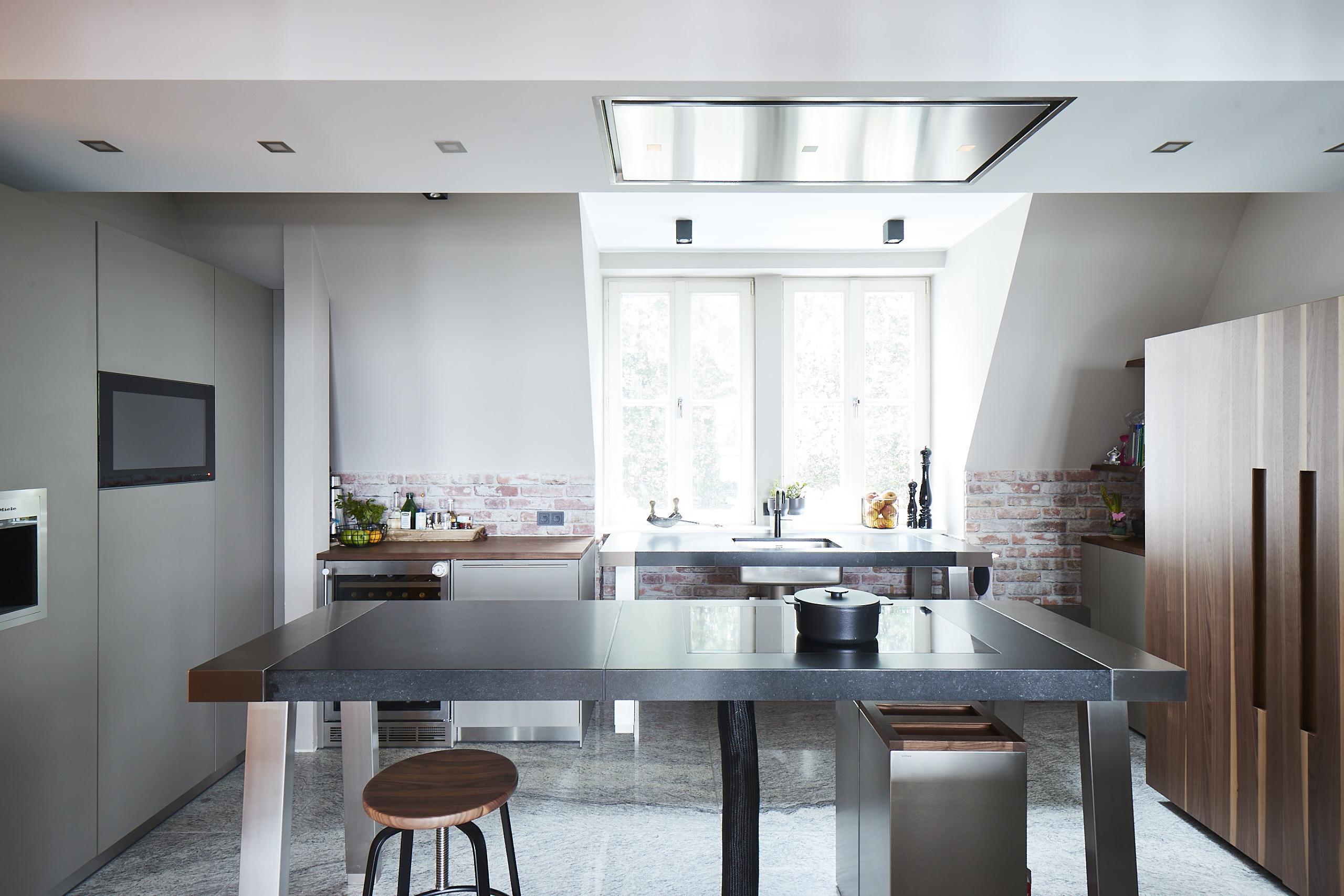 bulthaup in Winterhude - b2 - b3 - Projekt Blankenese - Küchen Atelier Hamburg