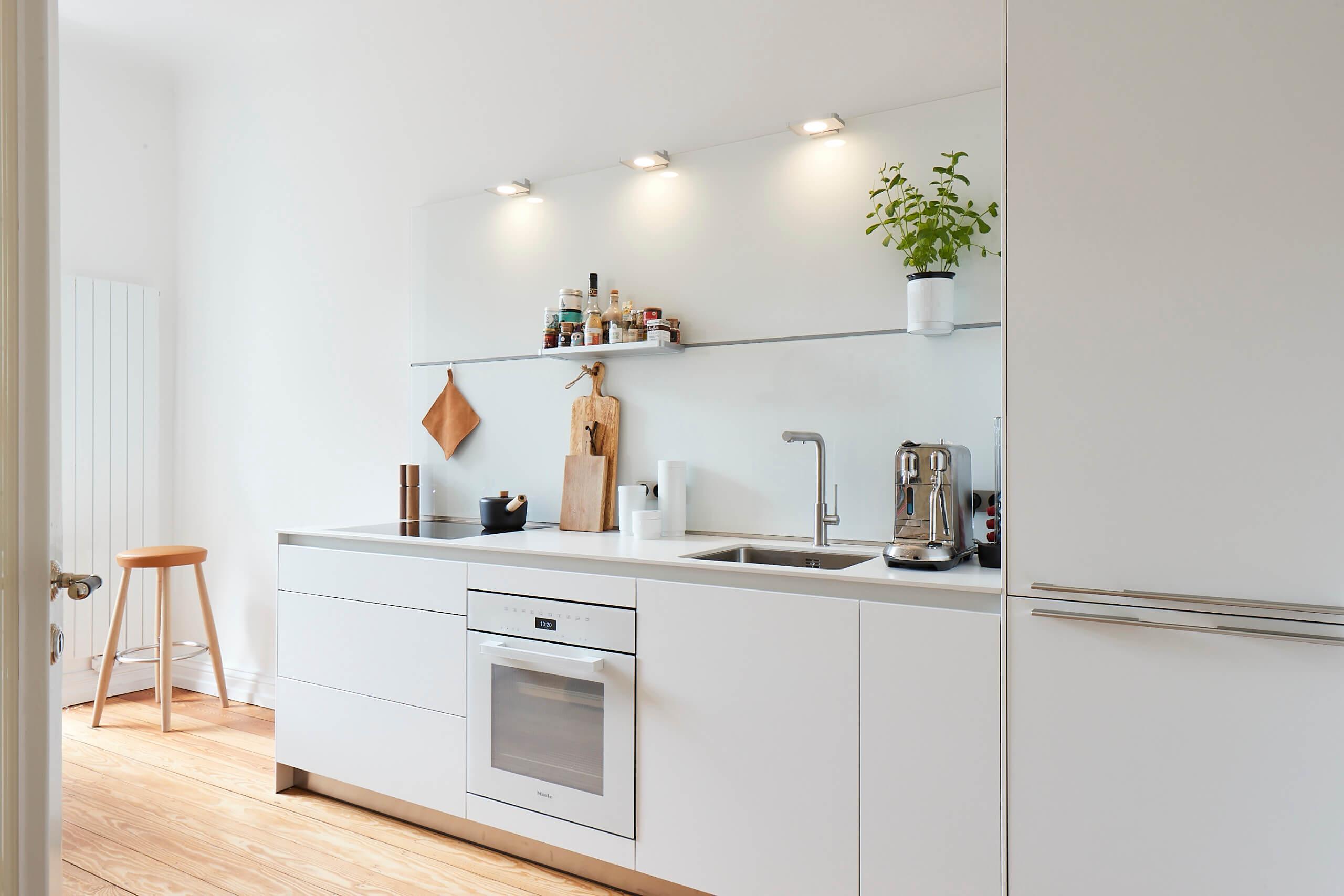 Referenz Ehrenbergstraße bulthaup b3 Küchen Atelier Hamburg