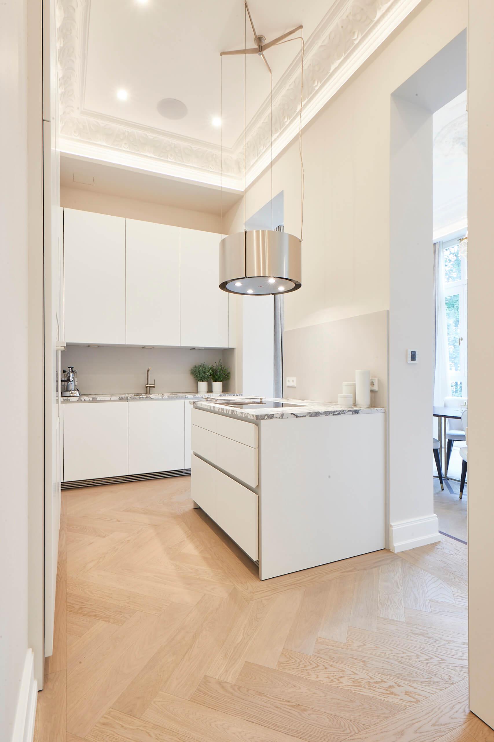Küchen Atelier Hamburg - Bulthaup b1 in Winterhude